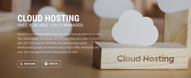Siteground cloud